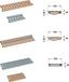 PVC решетки за канал CAB773